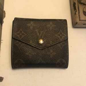 Authentic Vintage Louis Vuitton Elise Wallet